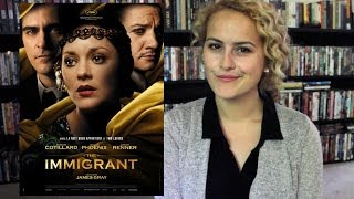 Nonton The Immigrant  2013  Movie Review   Very Far From Home Film Subtitle Indonesia Streaming Movie Download