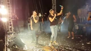 Show realizado no Parque do Povo. Festa das Patroas 2017