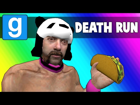 Gmod Deathrun Funny Moments - Dashing Through the Docks (Garry's Mod) (видео)