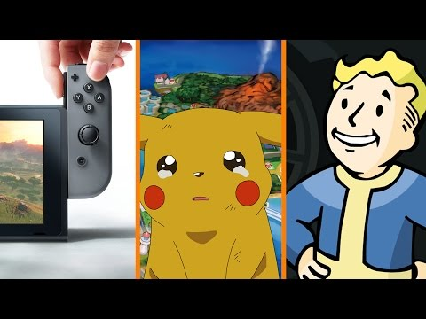 Japan LOVES Nintendo Switch + 6,000 Pokemon Player BANS + Fallout's Sex Formula - The Know News (видео)