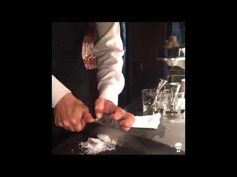 How To Make Diamond Ice Cube