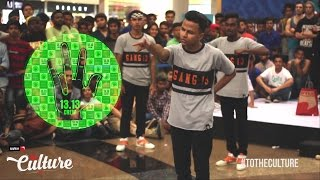 13.13 Crew at The Culture 2014 | Best Hip Hop Crew of India