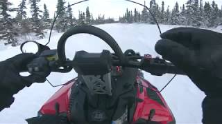 10. Take a ride on the 2018 Ski-Doo Expedition SWT