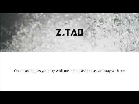 Lyrics Z.tao 黄子韬 One Heart [pinyin/chinese/english] Translation 中文歌詞