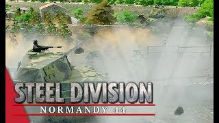 Enjoyed the video? Here's some more! ► https://goo.gl/vHwUWjSteel Division: Normandy 44 Playlist! ► https://goo.gl/uuBRTmYou can now support the channel on Patreon! ► https://www.patreon.com/vulcanhdgaming-----------------------------------------------------------Why I Don't Play Total Destruction! Steel Division: Normandy 44 Gameplay (Cheux, 4v4)-----------------------------------------------------------Hey guys,In this one I have fun playing a game set up by someone else on the total destruction game mode. However, there are reasons I don't normally play it.Deck Used: 352nd InfantryDeck Code: HCGGMoeBiRGIoYbih7GH8YWBh2GGcYaRhvGHwYlhiVGGQYWjiLGJcYjRiOGIwociiPGGIYghh3GHUYoRiEGJ0YbBhrI=Contact Me!Twitch: http://www.twitch.tv/vulcanhdgamingTwitter: https://twitter.com/vulcanhdgamingFacebook: https://www.facebook.com/vulcanhdgamingSteam: http://steamcommunity.com/groups/vulcanhdgamingPatreon: https://www.patreon.com/vulcanhdgamingPlayer.me: https://player.me/vulcanhdgamingMusic used: End Game by Per Kiilstoftehttps://machinimasound.com/music/end-gameLicensed under Creative Commons Attribution 4.0 International(http://creativecommons.org/licenses/by/4.0/)