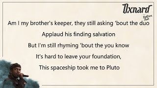 Anderson .Paak - Brother's Keeper (ft. Pusha T) (Lyrics)
