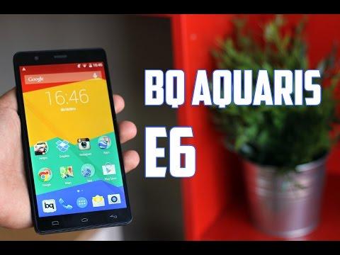 e6 - Puedes comprar tu Bq E6 aquí: http://amzn.to/1vKcZFh Suscríbete a Andro4all: http://bit.ly/14EIQwt Analizamos el E6 de Bq, un terminal de grandes dimensiones...