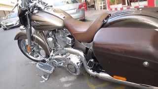 Harley Davidson Full Detailing By VIREO-Gloss Guard Casablanca