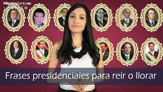 Video Frases presidenciales para reír o llorar  -Mientras Tanto en México MP3, 3GP, MP4, WEBM, AVI, FLV Juli 2018