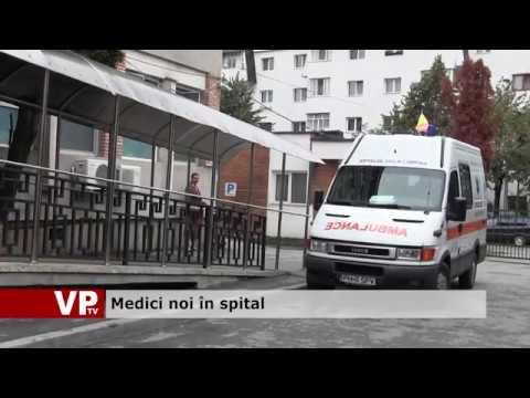 Medici noi în spital