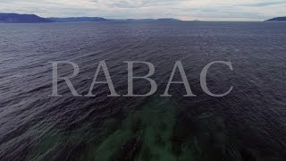 Rabac Croatia  City pictures : Aerial Video of Rabac - Istria - Croatia