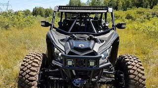 10. Terra Tech Off Road Maverick X3 MAX Law Enforcement Build