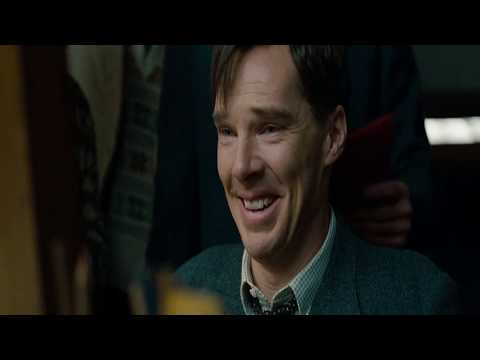 The Imitation Game 2014 Breaking The Enigma Scene 4K HD Clip