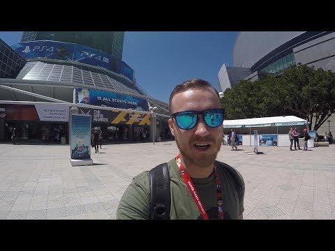 E3 2017 / ACTIVISION — Обзор выставки E3 (Дал пять андроиду)