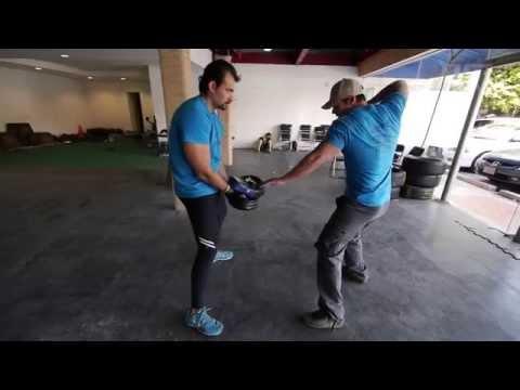 Hammer Fist con Héctor Gómez