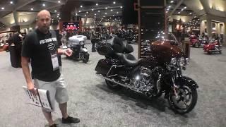 10. 2018 Harley-Davidson Annual Dealer Meeting, San Diego, CA - CVO's