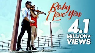 Video Baby I Love You ( Aakhama Aayera ) - Santosh Khadgi Ft. Prashna Shakya | New Nepali Pop Song 2015 MP3, 3GP, MP4, WEBM, AVI, FLV Juni 2019