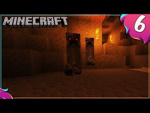 Let's Play Minecraft - #6 - Die Tiefen der Mine   1.16 [Deutsch / German]