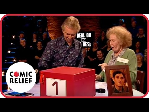 Deal - 'Nan' Taylor (Catherine Tate) goes on Deal or No Deal.