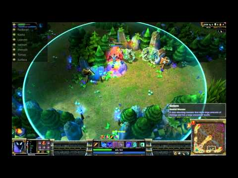 Easy Jungle for Nocturne [HD]