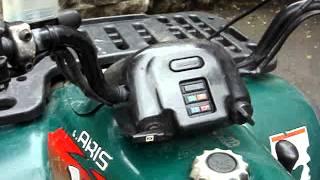 9. 1997 Polaris Xplorer 300