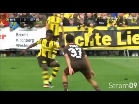 Ousmane Dembélé va boire la Bundesliga avec le Borussia Dortmund