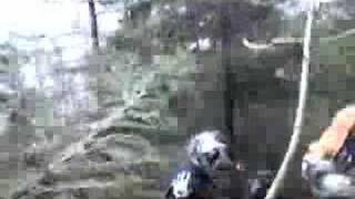 8. Husaberg FE450e Mod.2009 Prototyp in Action 2