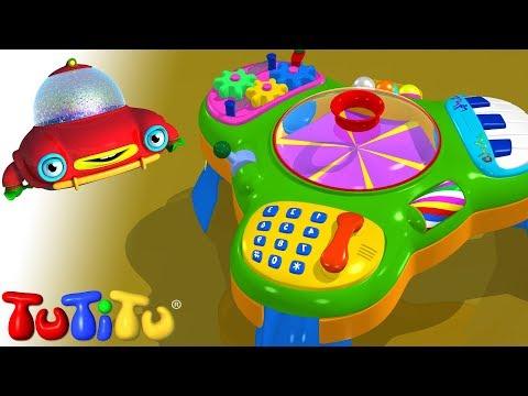 TuTiTu Toys   Activity Table