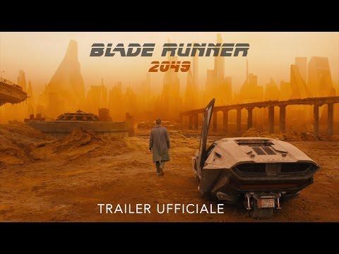 Preview Trailer Blade Runner 2049, primo trailer ufficiale italiano