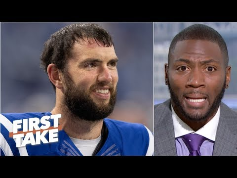 Video: Andrew Luck has absolutely lived up to the hype – Ryan Clark | First Take