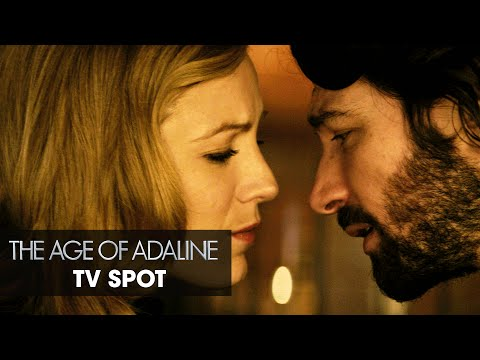 The Age of Adaline TV Spot 'Magic'