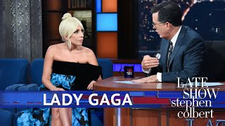 Lady Gaga: Dr. Ford Spoke Up To Protect Us