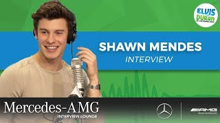 """Video Shawn Mendes on """"In My Blood,"""" and Playing at the Queen of England's Party 