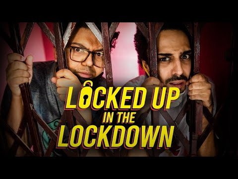 Jordindian   Locked Up In The Lockdown | Official Music Video