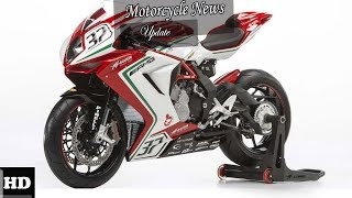 8. WOW AMAZING !!! MV Agusta F3 675 RC  spec & price