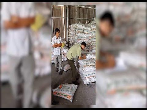 Phát hiện số lượng lớn phân bón giả tại Đồng Nai