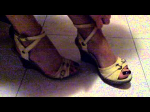 Last time shoes
