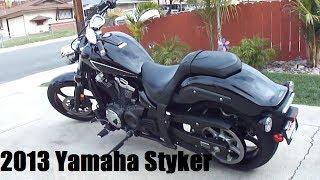 3. 2013 Yamaha Stryker