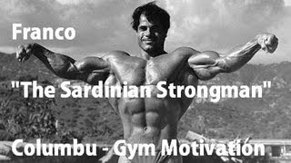 Like my FB page https://www.facebook.com/zulumuscle Franco Columbu is one of the greatest bodybuilders of all time, he was ...