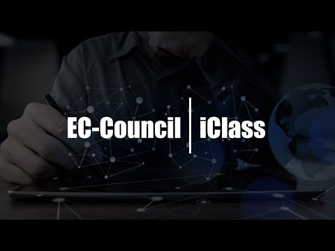 iClass – The Official EC-Council Training Portal