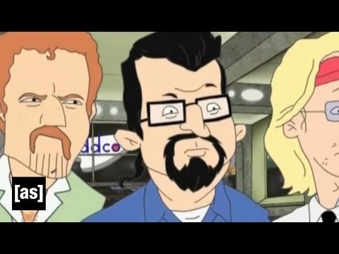 Mix It - Stroker and Hoop | [adult swim]