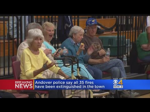 North Andover Residents Evacuate After Gas Explosions
