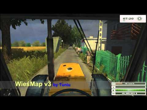 WiesMap v3 by Tuniu