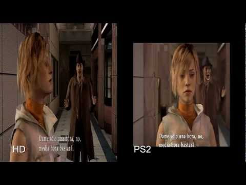 silent hill hd collection xbox 360 gameplay