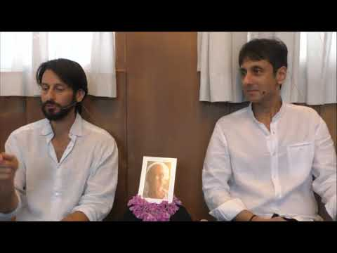 Roger Castillo & Gautam Sachdeva Video: Happiness Through Peace of Mind Rather Than from Outcomes