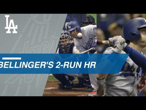 Video: NLCS Gm7: Machado bunts on 3-2 count, Bellinger HRs