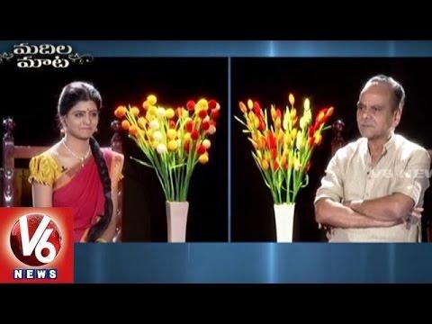 Actor And Comedian LB Sriram Exclusive Interview With Savitri | Madila Maata | V6 News