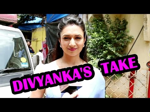 Divyanka Tripathi talks about the news of Ruhanika
