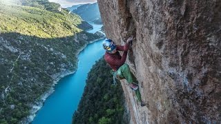 Chris Sharma Mont-rebei project episode I by Chris Sharma