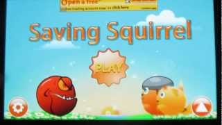 Saving Squirrel YouTube video